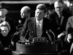 JFK inaugural speech