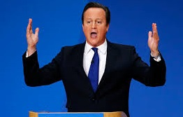 David Cameron Birmingham