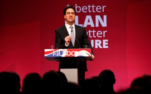 Ed Miliband launches his manifesto